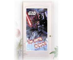 Decorazione per porte: sticker con Dart Fener di Star Wars
