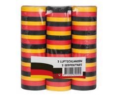 Stelle filanti bandiera Germania