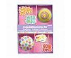 Kit di decorazioni per cupcakes Pasqua