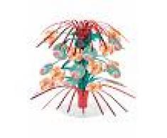 Centrotavola fenicotteri a righe
