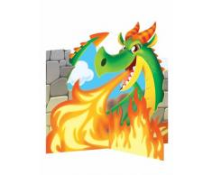 Centrotavola dragone