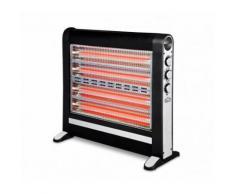 SA9724 Stufa DCG al quarzo 4 elementi umidificatore 4 livelli di temperatura