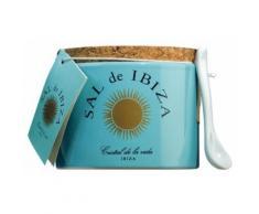 Fleur de Sel in Confezione di Ceramica con Cucchiaino - 150 g