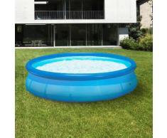 Piscina gonfiabile Quick up pool Ø 457 cm Intex