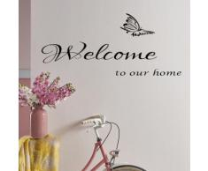 Zerbino Welcome to our home