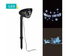 Proiettore luci di Natale da esterno e interno LED