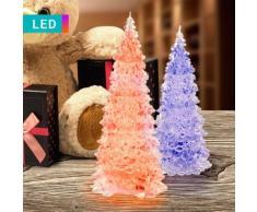 Albero di natale a LED con colori cangianti