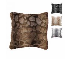 Cuscino decorativo con motivo animalier