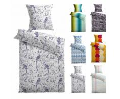 Biancheria da letto cotone-jersey Mensana