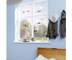 Adesivo da finestra multi pezzo Planes Disney