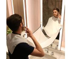 Grembiule da barbiere per rasatura e rifinitura