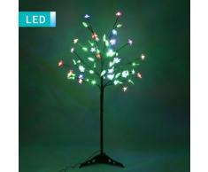 Bonsai LED cambiacolore 120 cm