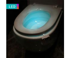 Luce LED notturna da WC con sensore di movimento