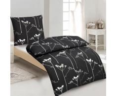 Biancheria da letto in tessuto increspato rami