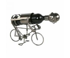 Portabottiglie a ciclista