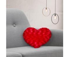 Cuscino decorativo a cuore