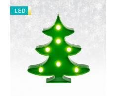 Decorazione LED Albero di Natale