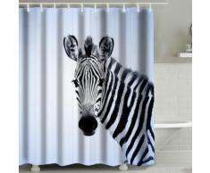 Tenda da doccia 3D Zebra