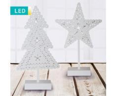 Decorazione di Natale con luci a LED