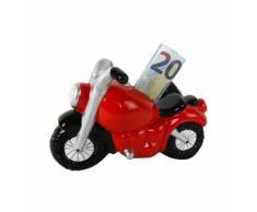 Salvadanaio a motocicletta