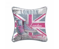 Cuscino decorativo London Shopping