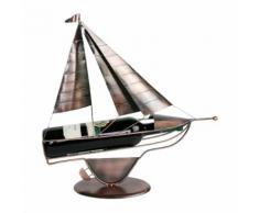 Portabottiglie barca a vela