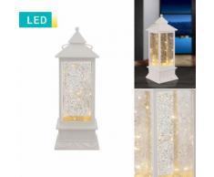 Lampada da tavolo LED Lanterna con filo di luci