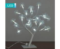 Bonsai LED in stile futuristico