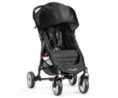 Baby Jogger Passeggino City Mini 4 ruote black / black