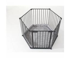 Baby Dan Box per bambini Park-A-Kid nero