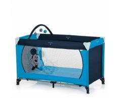 HAUCK Lettino da viaggio Dream´n Toybar Disney V-Mickey Blue II Collezione 2014