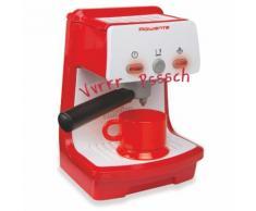 Smoby Rowenta Macchina per il caffè, elettrica