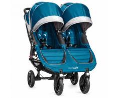 baby jogger Passeggino City Mini GT Double teal/gray