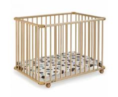 GEUTHER Box per bambini Belami Nature 73x102cm 007 pois