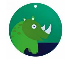 LÄSSIG Tovaglietta in Silicone Placemat Rhino