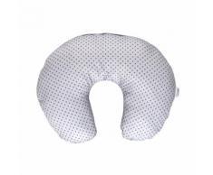 tineo Cuscino per allattamento in spugna grigio(small)