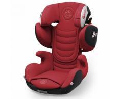 Kiddy Seggiolino auto Cruiserfix 3 Ruby Red