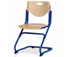 KETTLER Sedia CHAIR PLUS, Faggio/Blu