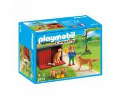 PLAYMOBIL® Country Cuccia famiglia di cani 6134