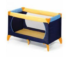 HAUCK Lettino da viaggio Dream´n Play 11 giallo/blu/blu scuro
