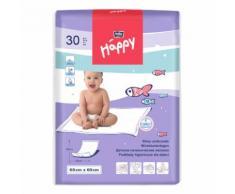 Bella Happy Fasciatoio Usa & Getta per il Cambio 60x60 cm 30 Pezzi