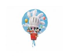 Palloncino Mongolfiera Supershape Mickey