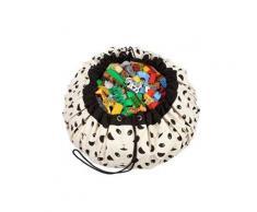 Sacco Portagiochi Panda Collezione Designer - Play and Go