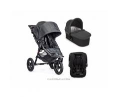 Passeggino Trio City Elite Deluxe – Baby Jogger (Charcoal)