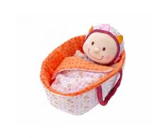 Bambola di stoffa Eline Bebe – Lilliputiens