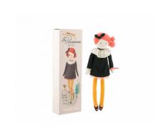 Bambola di Stoffa Madame Constance 50 cm – Moulin Roty