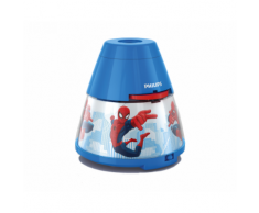 Luce notturna e Proiettore 2 in 1 Spider Man – Philips & Disney