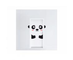 Adesivo da Porta Panda – Wall Impact