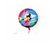 Palloncino 45 cm Minnie Happy Birthday
