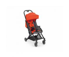 Passeggino Leggero e Ultracompatto Cubo – CAM (Rosso Aranciato)